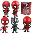 Deadpool Action SpoderMan Doll PVC Marvel Figure Toy All Original Collection HOT