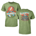 Grateful Dead Fare Thee Well T-shirt Large Justin Helton Status Serigraph NEW