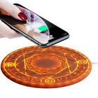 Bakeey 10W Magic Array Wireless Charger Fast Charging Pad For iPhoneX S9 Note9 H