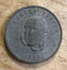 CANADA - CHARLES TUPPER - 1896 - COMMEMORATIVE TOKEN