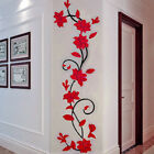 3d Rose Flower Removable Art Wall Vinyl Decal Home Decor Wall Sticker Ro