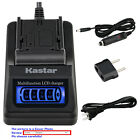 Kastar Battery LCD Quick Charger for Canon LP-E8 LPE8 Canon EOS Rebel T5i Camera