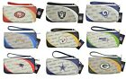 NFL Women's Officially Licensed Curve Zip Organizer Wallet $21.99 USD on eBay