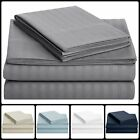 1800 Count Bamboo Egyptian Cotton Comfort Soft Bed Sheet Set 14'' Deep Pocket US image