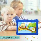 "7""Google Android 4.4 Quad Core 3G WiFi Dual Camera 8GB Kids Tablet PC+Case Lo MN"