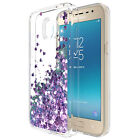 For Samsung Galaxy J2 Core/J2 Pure/J2 Dash Quicksand Glitter Case