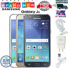 New Unlocked Samsung Galaxy J5 J500f Black White Gold Single Sim Android Phone