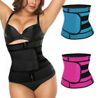 MASS21 Women Waist Cincher Trainer Corset Body Shaper Slimming Wrap Belt Girdle