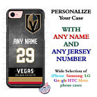VEGAS GOLDEN KNIGHTS HOCKEY PHONE CASE COVER NAME &#. FOR iPHONE SAMSUNG LG etc $20.98 USD on eBay