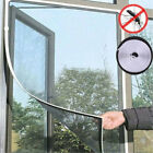 Magnetic Mesh Door Window Curtain Snap Net Guard Mosquito Fly Bug Insect Screen