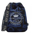 BNWT Joules Blue Crown Horn Printed Boxers In A Bag  Size Extra extra Large  XXL