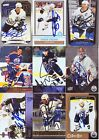 Edmonton Oilers SIGNED autographed NHL Card YOUR CHOICE $2.99 USD on eBay