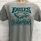 PHILADELPHIA EAGLES SUPER BOWL CHAMPIONSHIP T-SHIRT $9.95 USD on eBay