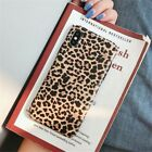 Fashion Leopard print Phone Case For iphone XS Max XR X 6 6S 8 7 Cover