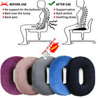 Memory Sponge Ring Cushion Car Seat Donut Support Travel Pillow Pressure Chair