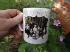 NEW Queen's 90th Birthday mug with Great Grandchildren Prince George & Charlotte