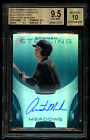 2013 Bowman Sterling Austin Meadow /25 Rookie Blue Refractor BGS 9.5 Auto 10 RC