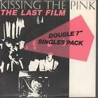 "KISSING THE PINK Last Film DOUBLE 7"" VINYL UK Magnet 1983 4 Track Limited"