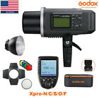 Godox AD600BM 600W HSS 1/8000s 2.4G Studio Swish Light+ Fliter +Trigger f Photo