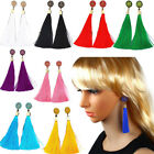 Kyпить Fashion Vintage Women Boho Gift Long Tassel Dangle Earrings Fringe Drop Earrings на еВаy.соm