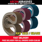 6 x Nylon Fleece (Non Woven Type) Belts 40x760mm