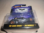 2007 HOT WHEEL 1/50 N.I.P. ''THE DARK KNIGHT BATMOBILE''HISTORY OF THE BATMOILE