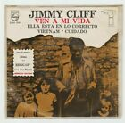 JIMMY CLIFF MEXICAN EP REGGAE 1971 VIETNAM/BE AWARE/SHE DOES IT RIGHT +1