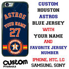 HOUSTON ASTROS BASEBALL JERSEY PHONE CASE COVER FITS iPHONE XS SAMSUNG GOOGLE et on Ebay