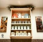 Used, s71 Handcrafted Kitchen's Shelving Unit |Cottage Style Cabinet |Wooden Wall Unit for sale  Shipping to Ireland