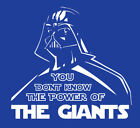 Darth Vader New York Giants shirt Star Wars Saquon Barkley Shepard Zeitler NY