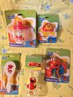 ** Brand New ** 5 Pc **ELMO** Baby Item Gift Lot
