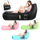Внешний вид - Thick Inflatable Air Sofa Bed Lazy Sleeping Camping Bag Beach Chair Couch Airbed