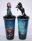 Cup topper figures Brave Merida Full set+collectible movie cups!