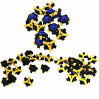 15Pcs Golf Shoes Spikes Cleats Studs Pins 3 Shapes Replacement