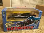 johnny lightning 1/24 diecast Batmoble. Lot#94