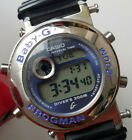 Authentic Pre-owned Casio baby G Frogman BGW-100 Diver Watch Screwback Case