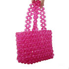 wallet women bags pearl bag crystal shiny beaded clutches evening bag top-handle