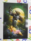 """Ken Kelly Colossal Cards- 1995- FPG- Card No.35 -Titled """"Werewolf"""""""