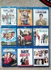 9 Movie Bluray Lot Comedy Like New