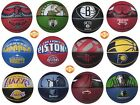 Spalding Basketball NBA Team Official Sized Balls Courtside Outdoor Rubber 29.5""
