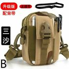 Waist Pack Belt Bum Bags Military Tactical Outdoor Casual Hiking Fishing Travel