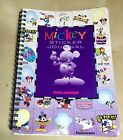 Vintage 1995 Disney Mickey Mouse Sticker Journal Day Runner Inc UNUSED Very Tare