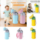 Portable Urinal Toilet Potty Training Baby Kid Toddler Boys Girls Car Travel Pee image