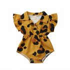 US Newborn Baby Girl Summer Ruffle Sleeveless Romper Jumpsuit Outfits Clothes <br/> 🔥US STOCK🔥HIGH QUALITY🔥FAST SHIPPING🔥EASY RETURN🔥