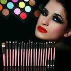 Professional New set of 20 pieces brushes pack complete make-up brushes ZH