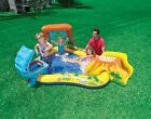 Inflatable Swimming Pool Dinosaur Play Center Outdoor Hot Summer Kids Play Set