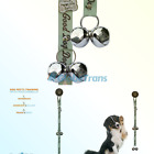 PoochieBells Original Housetraining & Potty Time Dog Doorbell. Know when it's...