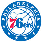Philadelphia 76ers NBA Basketball Embroidered Mens Polo XS-6XL, LT-4XLT New on eBay