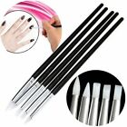 5Pcs Silicone Pen Clay Pottery Tools Sculpture Nail Art Ceramics Color Shapers image