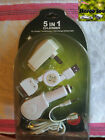 5 In 1 Charger USB Car Travel iPod iPhone * SR-420 *